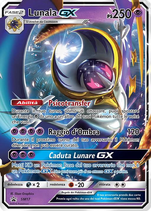 Lunala gx sm17 sol y luna cartas promocionales - Mewtwo pagina da colorare ...