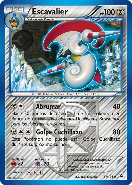Escavalier Prices  Pokemon Card Prices