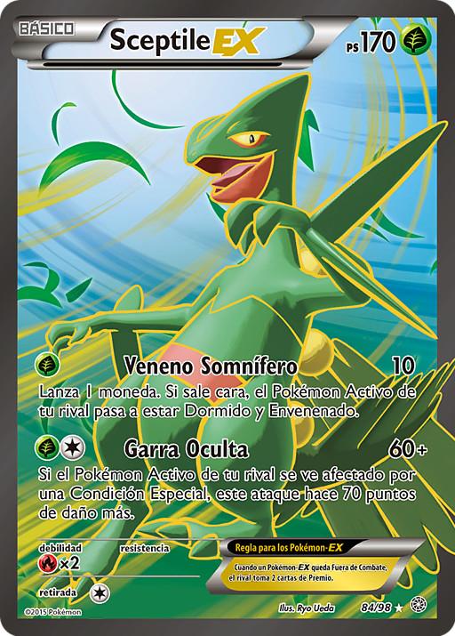 Virizion card