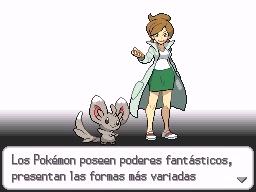 Guía Pokémon Blanco / Negro 002