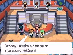 Guía Pokémon Blanco / Negro 028