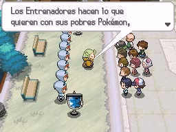 Guía Pokémon Blanco / Negro 029