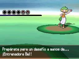 Guía Pokémon Blanco / Negro 040