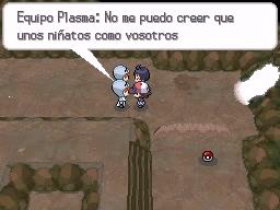 Guía Pokémon Blanco / Negro 070