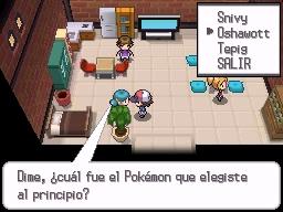 Guía Pokémon Blanco / Negro 081