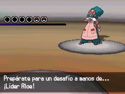 Guía Pokémon Blanco / Negro 094