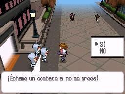 Guía Pokémon Blanco / Negro 146