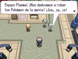Guía Pokémon Blanco / Negro 191