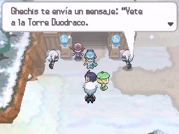Guía Pokémon Blanco / Negro 412