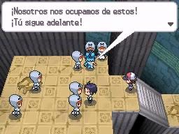 Guía Pokémon Blanco / Negro 420