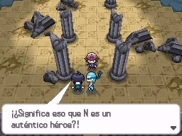 Guía Pokémon Blanco / Negro 435