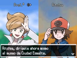 Guía Pokémon Blanco / Negro 449
