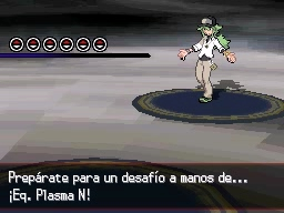 Guía Pokémon Blanco / Negro 601