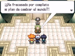 Guía Pokémon Blanco / Negro 606