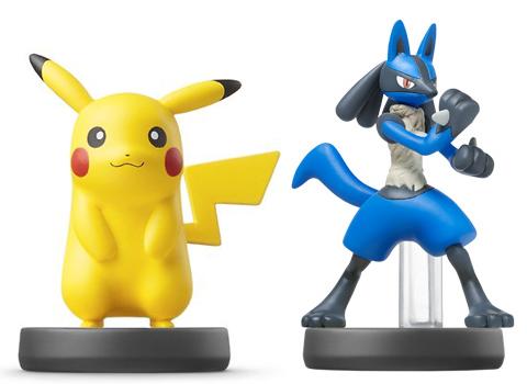 [Noticia] Nuevo set de figuras Amiibo con Lucario para principios de 2015 2370590229