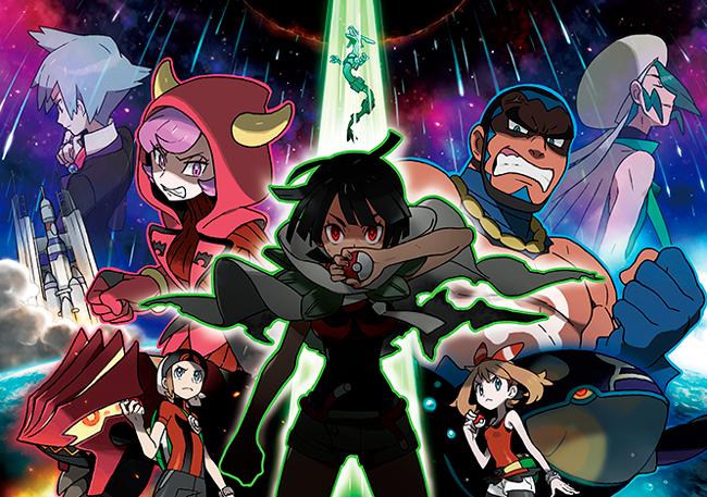 [Noticia] CoroCoro muestra los legendarios de ROZA y un nuevo personaje 1410219942