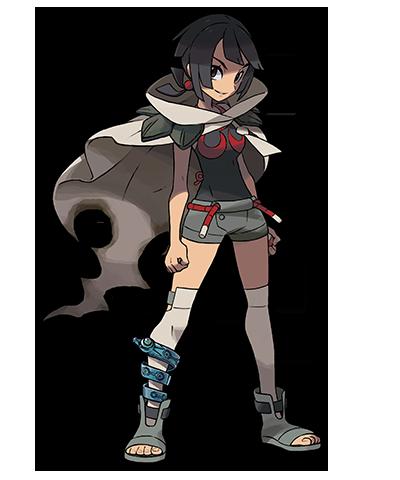 [Noticia] CoroCoro muestra los legendarios de ROZA y un nuevo personaje 3244332196