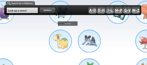 ¡Vota por el nuevo Pokémon a repartir vía Dream World! Dreamworld_votacion