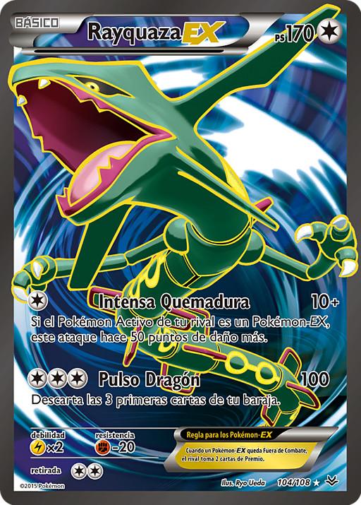 Pokemon Rayquaza Ex Images | Pokemon Images